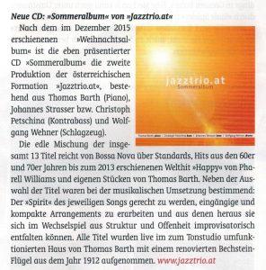 Sommeralbum_magazin Der Weinberger, Ausgabe Nr 83_Sommer 2016_Seite 25
